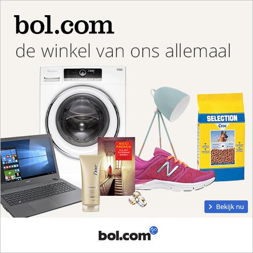 de Bol.com oranjewinkel - tot 60% korting