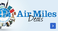 Air Miles Deals | wissel nu in voor superscherpe aanbiedingen