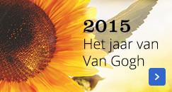 2015, het jaar van Van Gogh