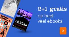2+1 gratis op heel veel ebooks | 7,99 per stuk