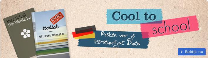 Boeken voor je literatuurlijst Duits