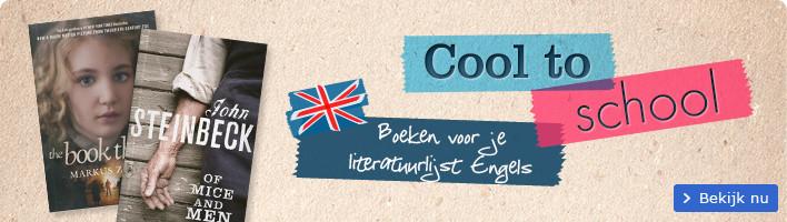 Boeken voor je literatuurlijst Engels