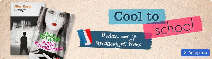Boeken voor je literatuurlijst Frans