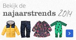 Bekijk de najaarstrends baby- & peuter-kleding 2014