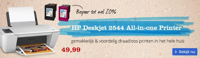 HP Deskjet 2544 All-in-one Printer