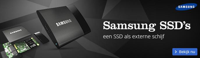 Samsung SSD's | nieuw leven voor je computer