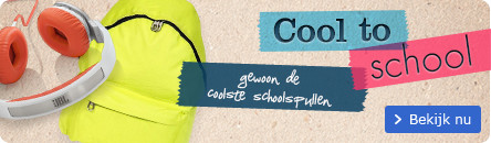 Cool to School | Gewoon de coolste schoolspullen