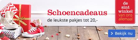 Schoencadeautjes   pakjes tot 20 euro