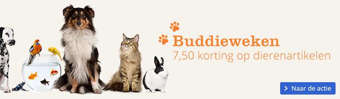 7,50 euro korting op dierenartikelen