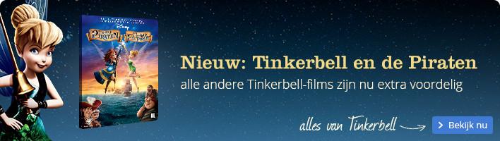 Nieuw: Tinkerbell en de Piraten