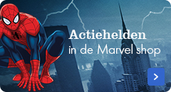 Actiehelden Marvel shop