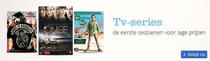 Tv-series de eerste seizoenen voor lage prijzen