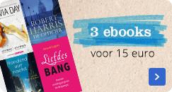 3 ebooks voor 15 euro