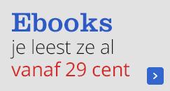 Ebooks | Je leest ze al vanaf 29 cent