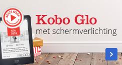 Kobo Glo met schermverlichting