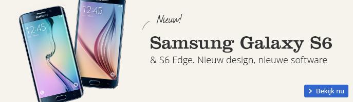 Samsung Galaxy S6 & S6 Edge | nieuw design, nieuwe software