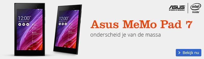 Asus MeMo Pad 7 ME572C | onderscheid je van de massa