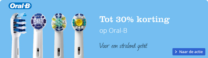 Tot 30% korting op Oral-B