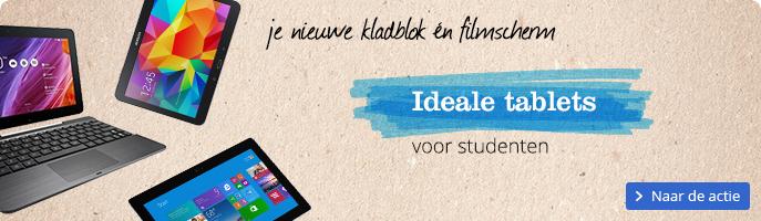 Ideale tablets voor studenten