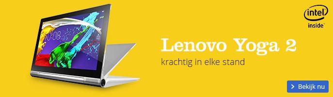 Lenovo Yoga 2   krachtig in elke stand