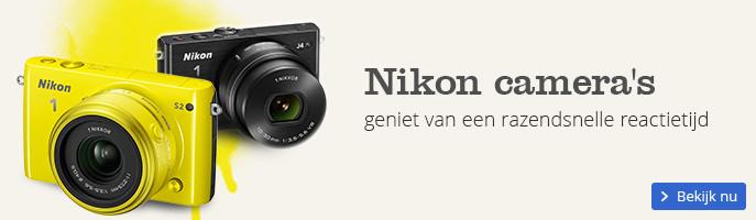 Nikon camera's | geniet van een razendsnelle reactietijd