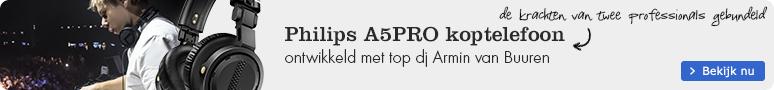 Philips A5PRO koptelefoon Armin van Buuren