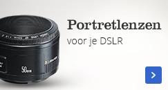 Portretlenzen voor je DSLR