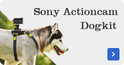 Sony Actioncam  Dogkit