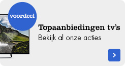 Topaanbiedingen tv's