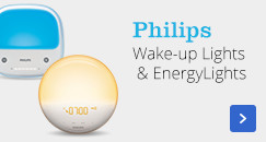 Philips Wake-up Lights EnergyLights Voel je fitter & energieker