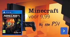 Minecraft voor 9,99