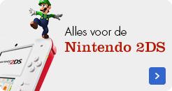 Alles voor de Nintendo 2DS