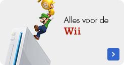 Alles voor de Wii