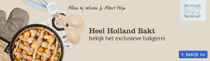 Heel Holland bakt, bekijk het exclusieve bakgerei