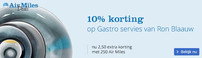 20% korting op Retrobins van Simplehuman, 10,- extra korting bij 1000 Air Miles