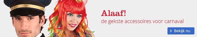Alaaf! De gekste accessoires voor carnaval
