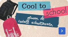 Gewoon de coolste schooltassen
