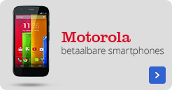 Motorola, betaalbare telefoons