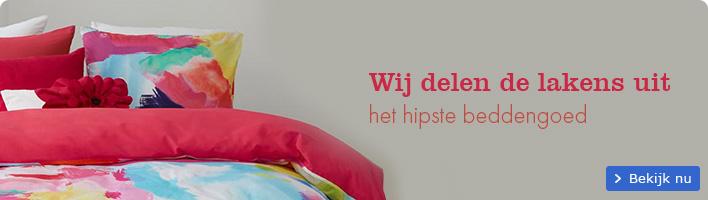 Wij delen de lakens uit | het hipste beddengoed