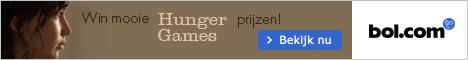 Win mooie Hunger Games prijzen!
