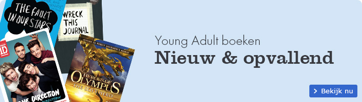 young adults boeken