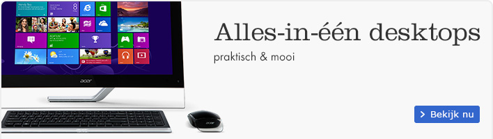 Alles-in-ééndesktops