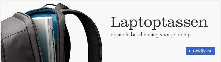 Laptoptassen voor elk formaat