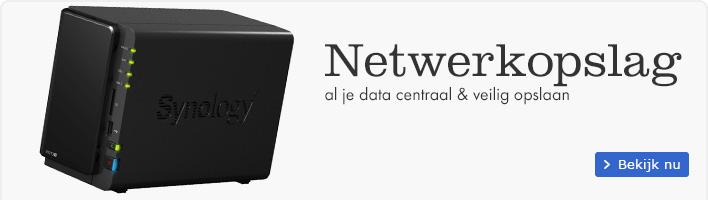 Netwerkopslag