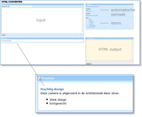 bol.com html converter
