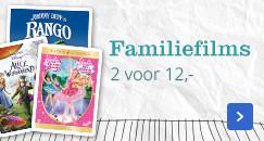 Familiefilms, 2 voor 12,-