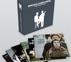 Simon & Garfunkel - Collection (5cds + Dvd)