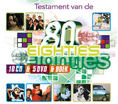 Testament van de 80s (10Cd+5Dvd)