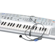 Casio SA-75 Keyboard 37 Toetsen + Adapter