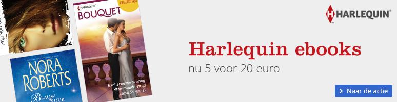 Zwijmelen in romantiek met Harlequin